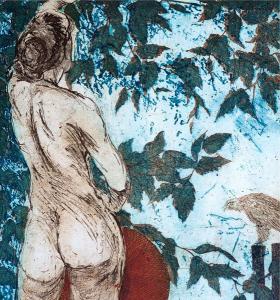 beauty's, 29 x 31, ets/aquatint, € 135,-